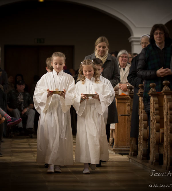 Kirchliche Feiern