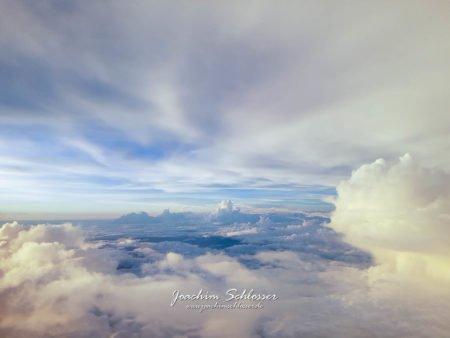 China Wolken